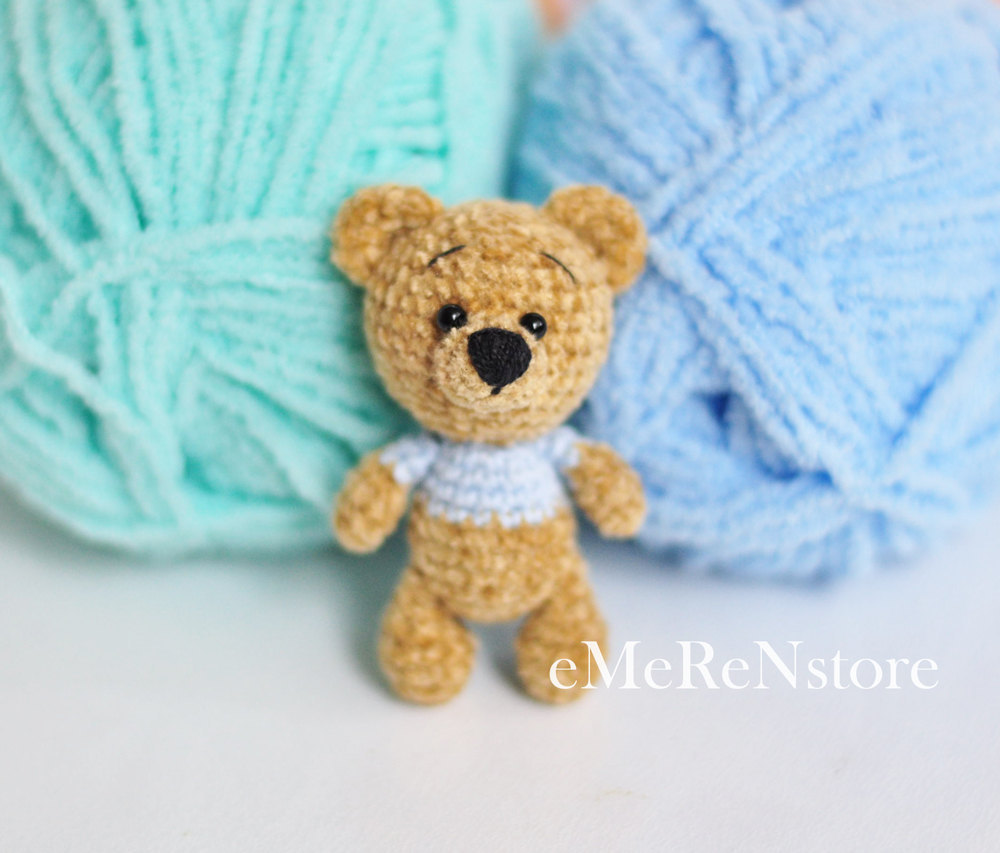 Free Crochet Teddy Bear Patterns With Images | 853x1000