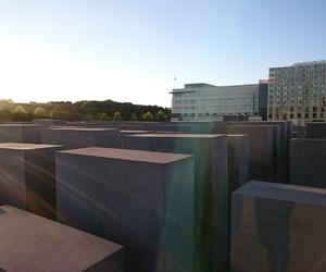 berlin, jewish, and memorial image