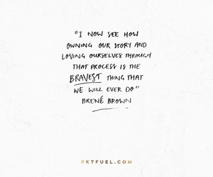brave, gold, and quote image