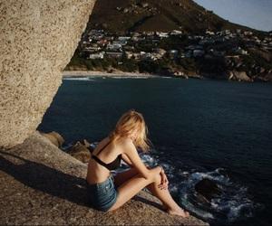 adventure, blonde, and grain image