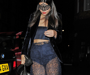 fashion, Halloween, and lace image