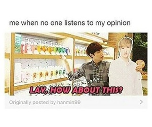 exo, funny, and lay image