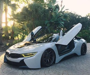 bmw, car, and i8 image