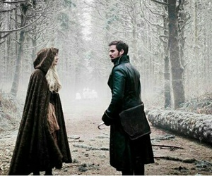 once upon a time and captainswan image
