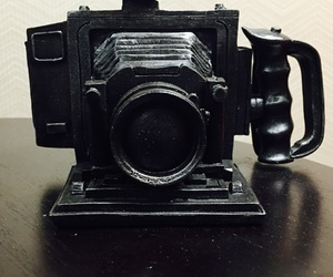 camera, cool, and old image