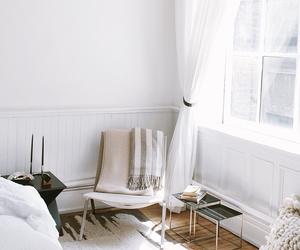 interior, minimal, and home image