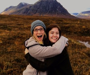 scotland, friends, and booktubers image
