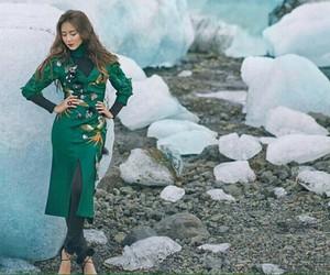 fashion, model, and iceland image