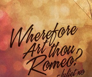 quote, love, and juliet image