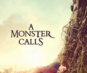 family, movie, and a monster calls image