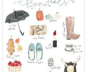autumn, fall, and boots image