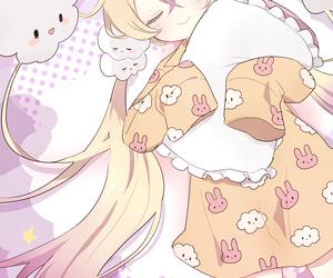 girl, sweet, and pokemon image