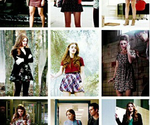 style, teen wolf, and lydia martin image