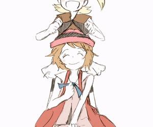 anime, heureka, and pokemon image