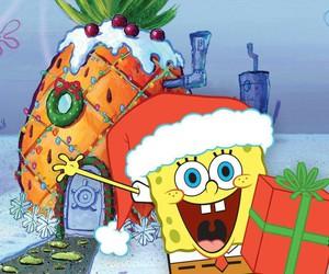 christmas, gifts, and nick image