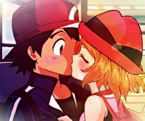 anime, ash, and finally image