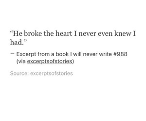 alone, boyfriend, and broken heart image