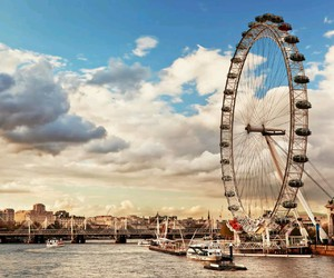 london, places, and city image