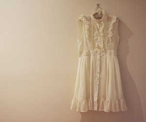 clothes, delicate, and dress image