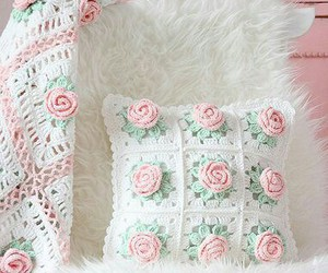 cottage, flowers, and shabby chic image