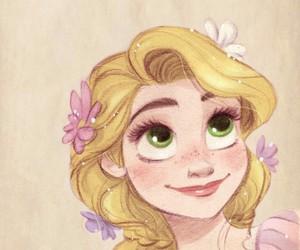 rapunzel, disney, and tangled image