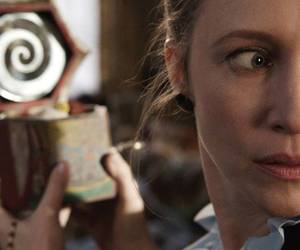scary and the conjuring image