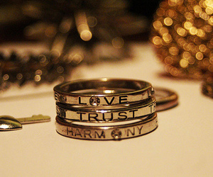 bokeh, trust, and gold image