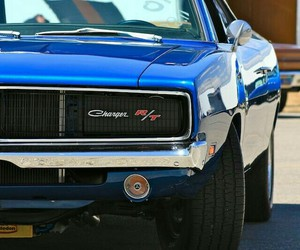 dodge, charger, and muscle car image