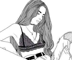 45 Images About Tumblr Drawings Outlines On We Heart It