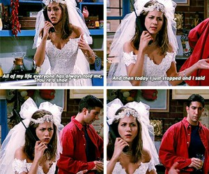 funny, rachel green, and f.r.i.e.n.d.s image