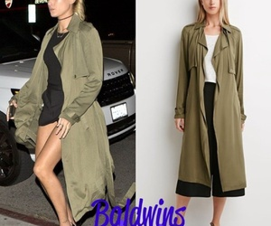 easel, hailey baldwin, and steal her style image