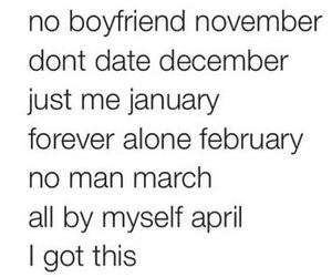 boyfriend, alone, and funny image