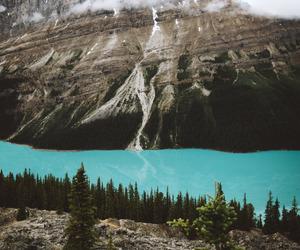 background, landscape, and ocean image