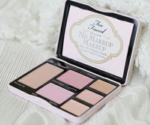 makeup, girly, and beautiful image