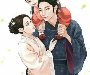 scarlet heart ryeo, family, and iu image