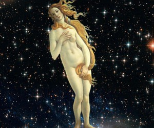 art, Venus, and boticelli image