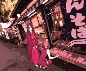 anime, gintama, and girl image