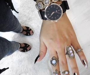 bright, fashion, and nail nails nailart image