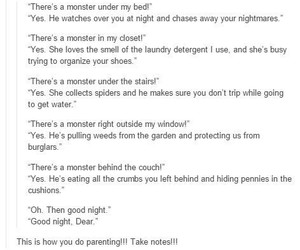 monsters, quote, and text image