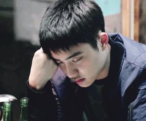 exo, d.o., and kyungsoo image