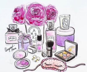 accessories, art, and chanel image
