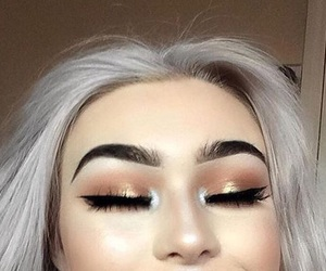 crease, lashes, and brows image