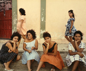 1966, colombia, and women image