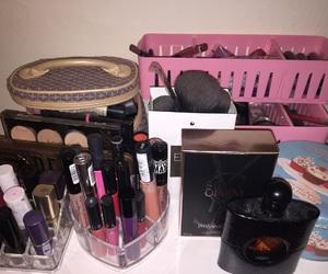 Lipsticks, make up, and YSL image