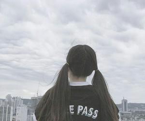 asian, hair, and girl image