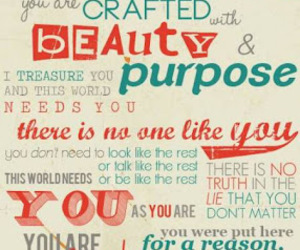 quotes, you, and beauty image