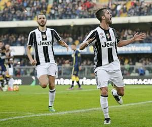 Juventus, miralem pjanic, and leonardo bonucci image