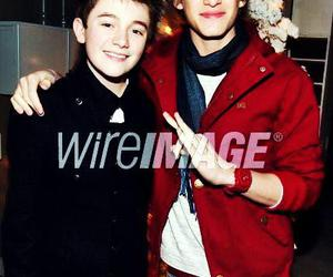 cody simpson and greyson chance image