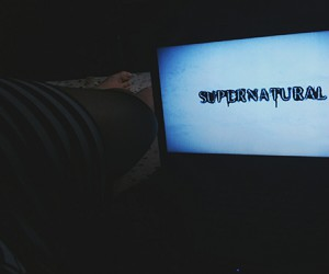 Lazy, lazy day, and supernatural image