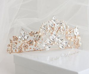 crown, diamond, and tiara image